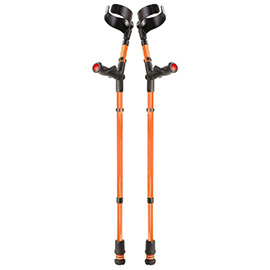 Flexyfoot: The Solution to Common Crutch Problems