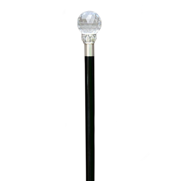Giant Swarovski Formal Cane