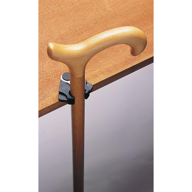 Holder Crutch Cane Walking Stick Clip