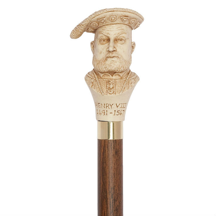 Henry VIII Collectors' Walking Stick