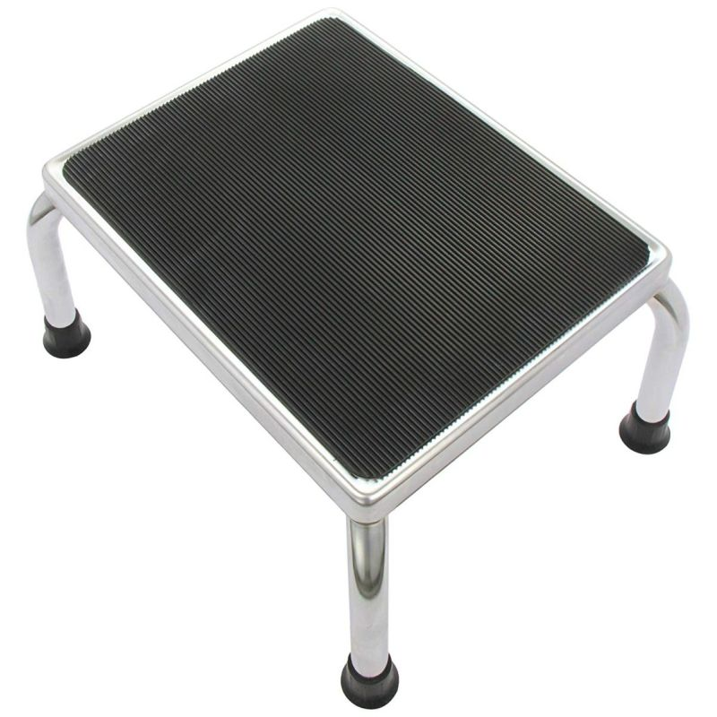 Pleasant Steel Step Stool Ibusinesslaw Wood Chair Design Ideas Ibusinesslaworg
