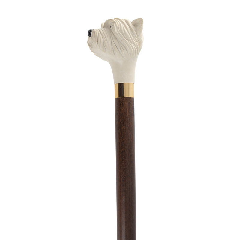 Westie Collectors' Walking Stick