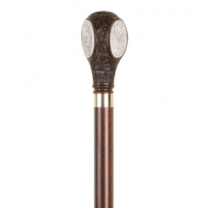 Acanthus Wildlife Collectors' Walking Stick