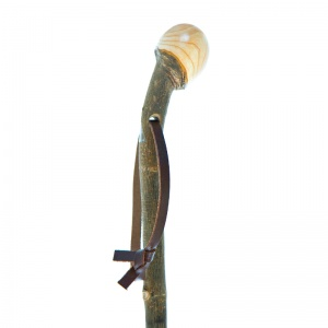 Ash Knobstick Walking Stick