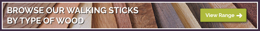 Shop Walking Sticks with All Your Favourite Wood Types